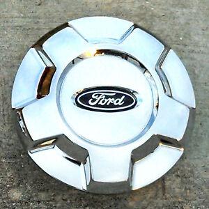 NEW -- 2009-2013 Ford OEM Factory F-150 Chrome Center Cap 9L34-1A096-AC