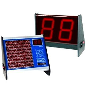 Sapphire Electronic Bingo Machine BRAND NEW