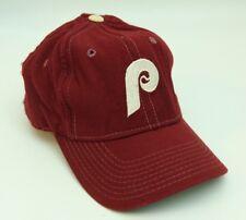 "Vintage Philadelphia Phillies Fitted Wool ""The Pro"" MLB Baseball Hat Cap 1980's"