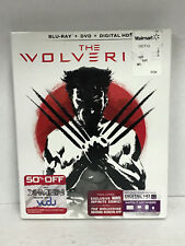 The Wolverine (Blu-ray  DVD + Digital HD With Slipcover