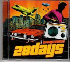 (FD733) 28 Days, Upstyle Down - 2000 CD