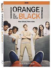 Orange is the New Black: (DVD) Season 4    New, Free shipping