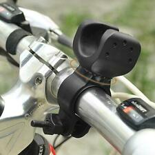 360° LED Flashlight Bicycle Bracket Holder Light Bracket Bicycle Bike Torch Clip