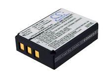 Batería de Reemplazo Ajuste RoHS Panasonic Lumix DMC-FX07EF 1150 mAh 3.7 voltios