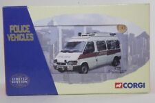 Corgi 58121 VERY RARE Hong Kong Police Energency 1/50 Brand New!