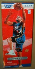 """Grant Hill - 1997 12"""" Poseable Starting Lineup Figure in box, NEW"""