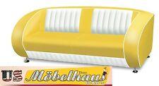 SF-02-CB Bel Air Amerikanische Möbel Designer Sofa Wohnzimmer Sessel Retro 50er