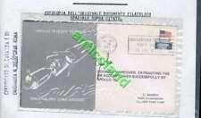Astronautica Cosmo Spazio busta missioni Apollo autografatra certificata 12