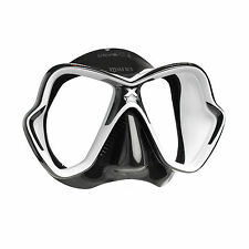 Mares X-Vision Ultra Liquidskin Scuba Diving Snorkeling Mask White