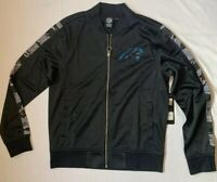 Brand New NFL Team Apparel Carolina Panthers Women's Full Zip Jacket.