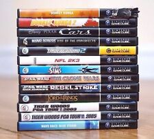 Lot of 14 Nintendo GameCube Video Games ~ Most 100% Complete!~ Tested and Works!