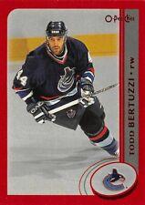 2002-03 O-Pee-Chee Red #217 Todd Bertuzzi /100