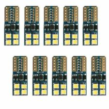 10PCS T10 2835 W5W 194 168 8SMD Car LED Canbus Error Free Wedge Light Lamp Bulbs