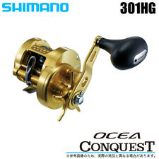 NEW SHIMANO 15 Ocea Conquest 301HG Left Hand Saltwater Bait Reel from Japan F/S