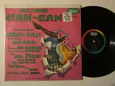 Cole Porter's Can-Can Original Broadway Cast Musical Soundtrack LP