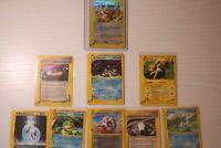 Skyridge Pokemon Card lot