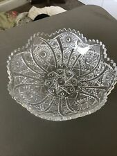 New listing glass bowl antique
