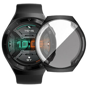 Shockproof Case Cover For Huawei Smart Watch GT2E Full Screen Protector Bumper