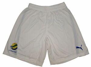 Puma Gabun Gr M Gabon Short Sport Fan Weiss Fußball Fussball National 744799 02
