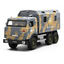 Kamaz Military Vehicle Force Truck 1:32 Scale Car Model Diecast Gift Toy Vehicle