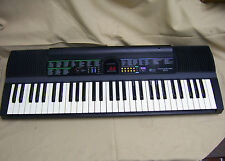 Casio CTK-480 Concertmate 970 Musical Keyboard 100 Sounds 50 Rhythms 20 Songs