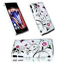 Design No.22  Back Cover Handy Case Hülle für Sony Ericsson Xperia  Arc -  Arc S
