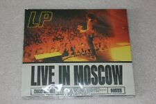 LP - Live In Moscow (CD) Polish Release - Laura Pergolizzi NEW !!!!