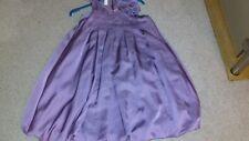 Girls Monsoon Party Dress - Lilac Bubble Dress Gorgeous  ...Age 9-10