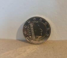 2 Euros Luxembourg 2021 UNC Face Nationale Duc Henri