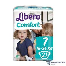 4x Libero Comfort 7 (16-26 kg) - Pack de 21-Childrens Langes