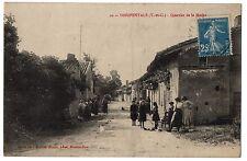 CPA 82 - DIEUPENTALE (Tarn et Garonne) - 20. Quartier de la Mothe - Serie 30