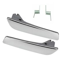 Chrome Interior Door Handles For Gmc Sierra For Sale Ebay