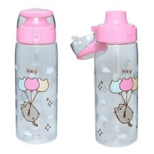 Pusheen Cat Plastic Water Bottle BPA Free