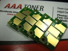 4 x Toner Reset Chip Refill for Konica Minolta Magicolor 7450, 7450 II