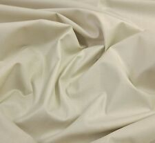 "LINING - Quality Sateen Solprufe Curtain Lining Stone 54"" Wide 100% Cotton"