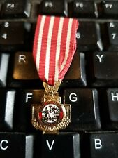 Florida National Guard Distinguished Service Mini Medal-See Store Medals