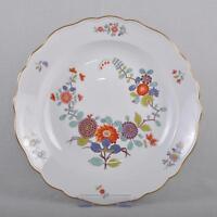 Meissen chinesische Blumenmalerei / Kakiemon, großer Teller, 27 cm, 1.Wahl, TOP