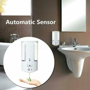 Battery-Operated Automatic Liquid Soap Dispenser For Kitchen and Bathroom
