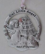 baby angel ornament ebay