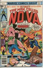 Nova 1976 series # 8 very fine comic book
