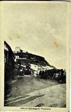 OSILO panorama - non viaggiata (1940 circa) formato piccolo Sassari
