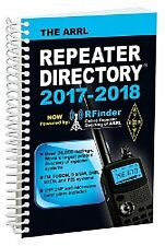 ARRL 2017 18 Repeater Directory Spiral NEW HAM Radio Comm
