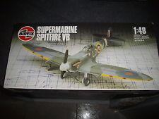 AIRFIX SUPERMARINE SPITFIRE VB  PLASTIC MODEL 1/48