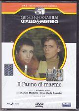Dvd Sceneggiati Rai «IL FAUNO DI MARMO» di Silverio Blasi completa 1975