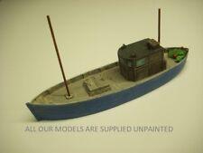 OO Model railway boat. 42 ft Scottish Motor Fishing Vessel. (0181)