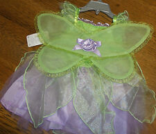6-12 Months Disney Store Tinkerbell Fairy Costume w/ Wings Brand New nwt