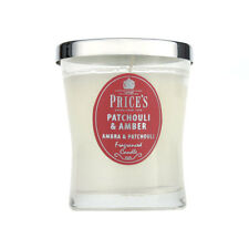 Prices Candles Patchouli and Amber Medium Signature Scented Candle Jar
