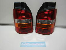 VW VOLKSWAGEN TRANSPORTER T5 TAILLIGHTS PAIR NEW L/H R/H T5 VW TAIL LIGHTS