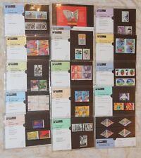 Nederland Complete jaargang 1993 PTT mapjes - 15 mapjes postprijs ƒ 42,00