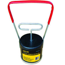 GOLD BLACK SAND SEPARATOR PICKUP! Magnetic 16lb Picker with quick release
